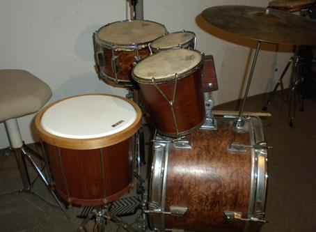 Novelty Drum Kit