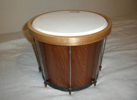 Redwood Drum
