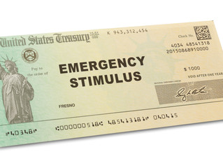 Didn't Qualify for a Stimulus Check?  A Few People Get Another Shot……