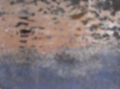 """Biscayne Sunrise"" - Acrylic paint 22""x30"""
