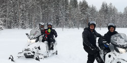Telron snowmobile safari4