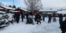 Telron uot from hotel hammarstrand