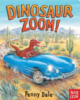 Book Review - Dinosaur Zoom by Penny Dale