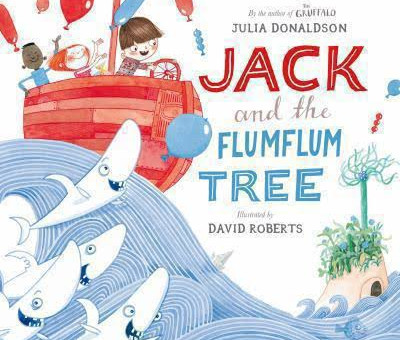 Book Review - Jack and the Flumflum Tree by Julia Donaldson