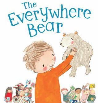 Book review - Everywhere Bear by Julia Donaldson