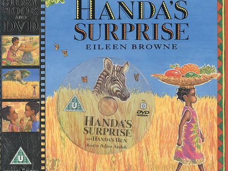 Book Review - Handa's Surprise by Eileen Browne