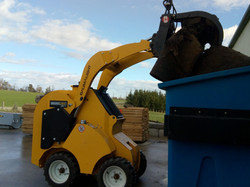 Compact Manure Fork Grapple-1