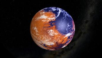 Mars + Ketu