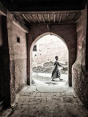 silke-lauffs-Marrakech-Arch-Derb-Al-Farn