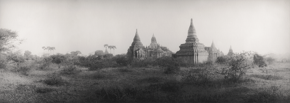 Temples in the morning