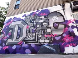 Typograffiti in Brooklyn/Newyork