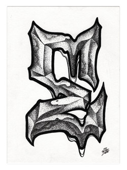 Typography : E