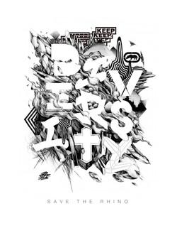 "ECKO China - ""Save the Rhino""Artists"