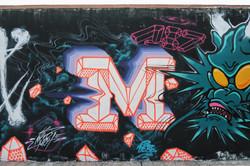 Typograffiti : M