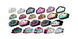 Sticker types