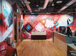 Facebook Office Taiwan 台灣臉書辦公室