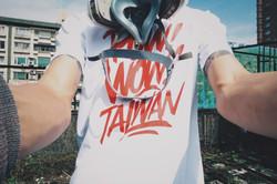PowWowTaiwan Tshirt