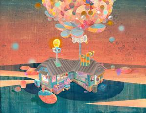 《寂靜的換日線 - 黃柏勳個展》