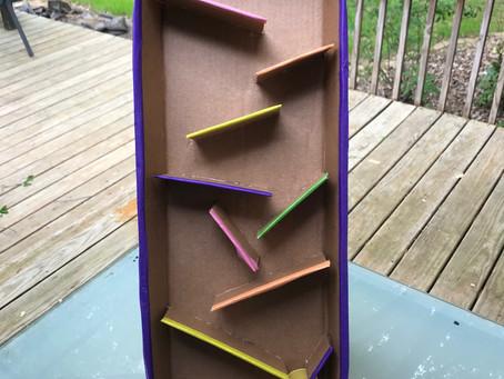 #IAmIngenious Easter Candy Dispenser Challenge
