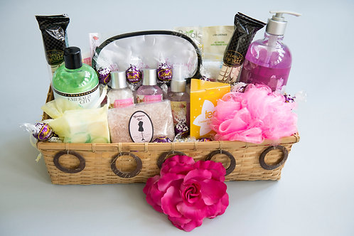 Shower And Bath Basket