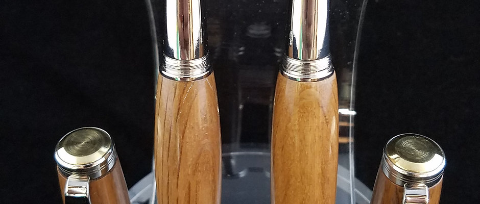 USS Constitution Pen Set with Certificate