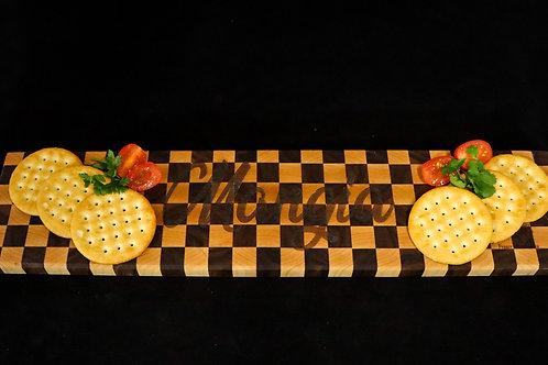 Checkerboard Bread Board