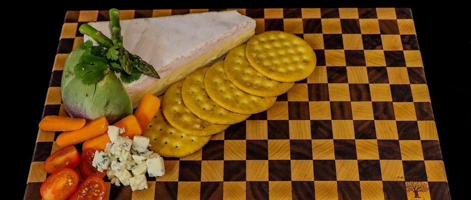 Checkerboard Charcuterie board