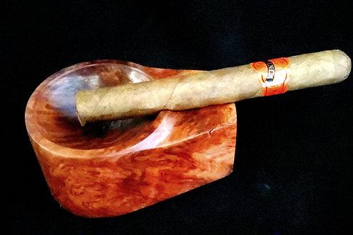 Burl Cigar Ashtray