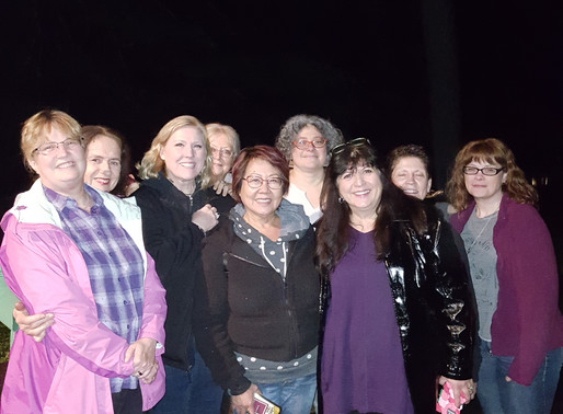 Notes From The First Monthly Full Moon Travelers Message and Healing Circle
