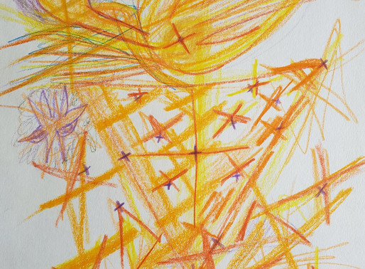 Healing Through Channeled Drawing: The Angelic Energies