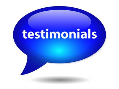 Testimonial About The Healing Energies