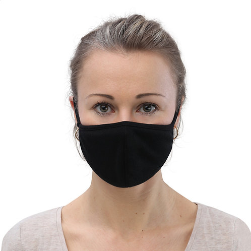 Face Mask Black (3-Pack)