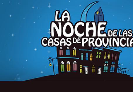NOCHE DE LAS CASAS DE LAS PROVINCIAS - SANTA FE EN BS. AS.