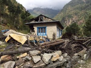 Everest Blog: Morning Day Three Of Trek - The Beaten Path