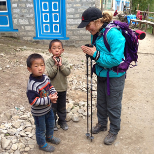Everest Blog: Homeward Bound With Blessings