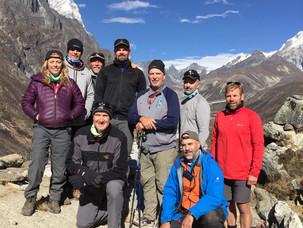 """Everest Blog: Morning Day Four Of Trek - """"The Reincarnated God"""""""