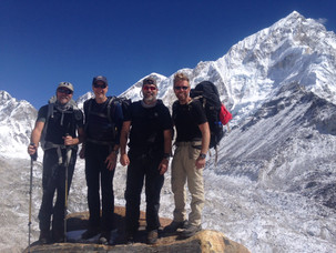 Everest Blog: Day Eight and Nine