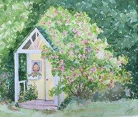 justine's garden