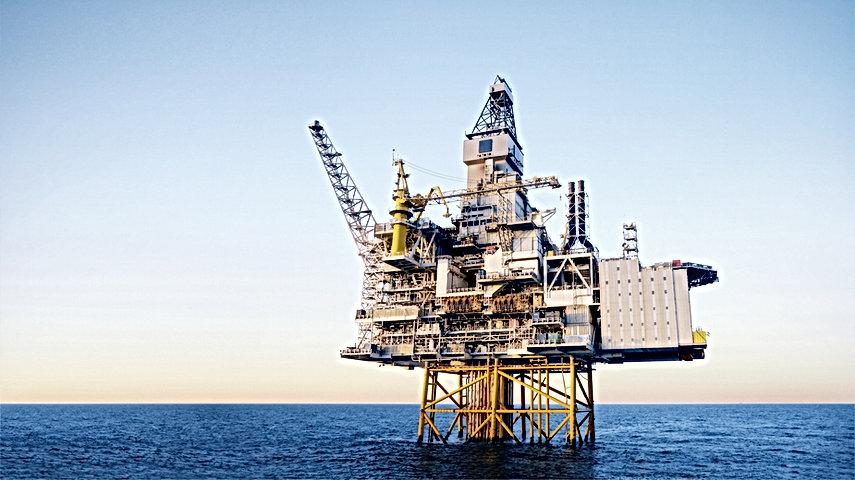 Plataforma de Extracción en el Golfo de México: Para invertir en Petróleo desde tu casa no necesitas tanta infraestructura.