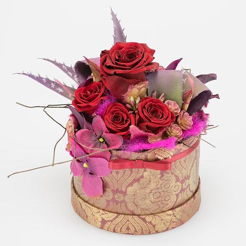 Flowerbox Rot Medium