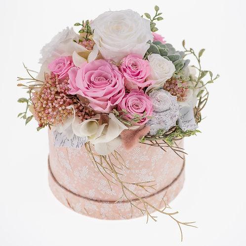 Flowerbox Rosa XLarge