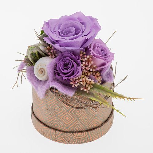 Flowerbox Lavendel Medium