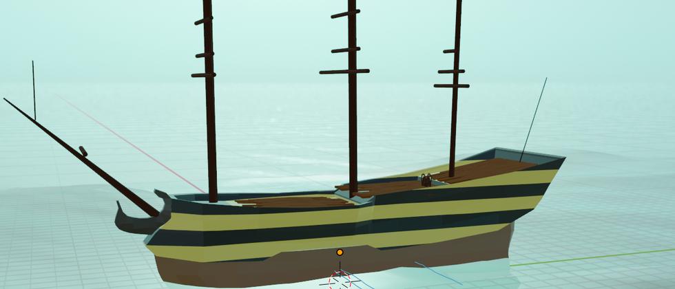 Adding a HDRI Map and Ocean