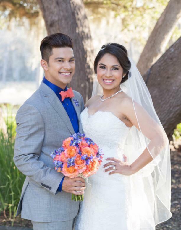 Melanie Wedding January 2016