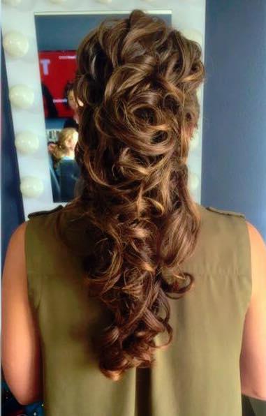 Mermaid Hair Style