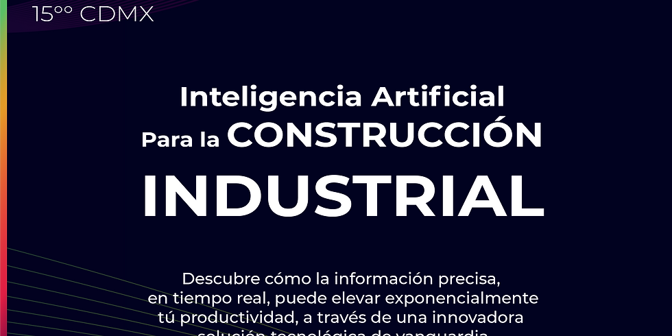 Inteligencia Artificial para la Construccion Industrial