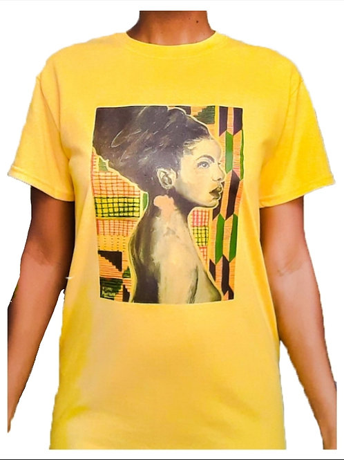 SHE IS AFRICA T-SHIRT
