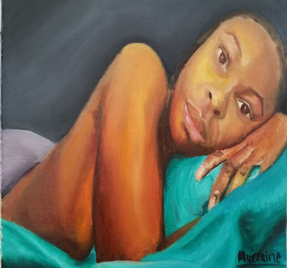 Self Portrait 11x14