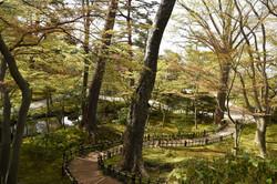 Il giardino di Kenroku-en