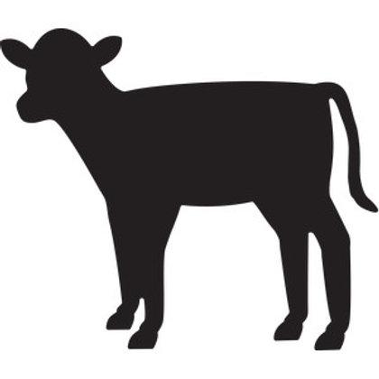 6-8 Calf Tie